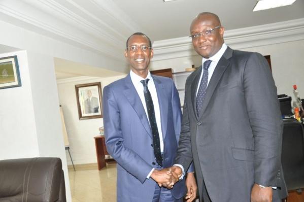 Passation de service au ministère du Budget: Makhtar Cissé a pris le témoin