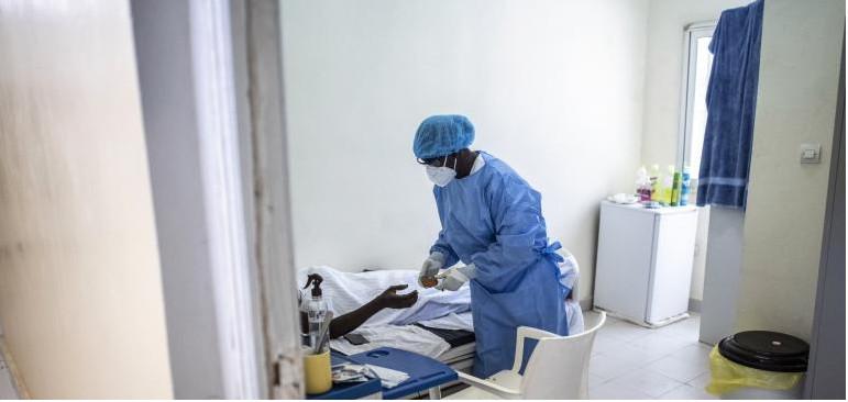 Covid-19/ Pr Awa Oumar Touré: « La thrombose est la complication majeure  des malades »