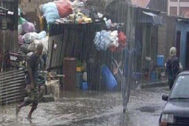 Mbour / Après la pluie, le sale temps: Le calvaire des occupants du marché ''Nietti Mbar''