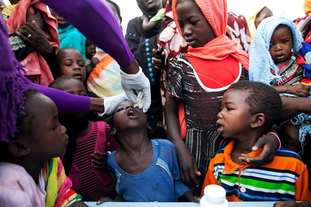 Découverte de deux cas de poliovirus: La Gambie déclare une «urgence de santé publique»