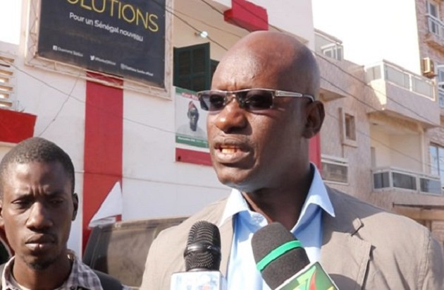 Abass Fall, Coordonnateur Pastef Dakar : «D'ici la semaine prochaine, notre grande coalition sera fin prête»