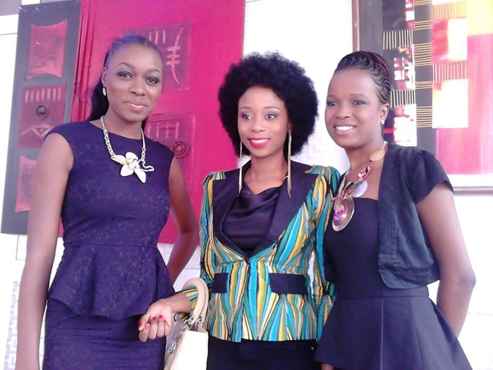 """Adiouza entre Khady Ndiaye """"Bijou"""" et Marie Christine Mendy de la Tfm"""