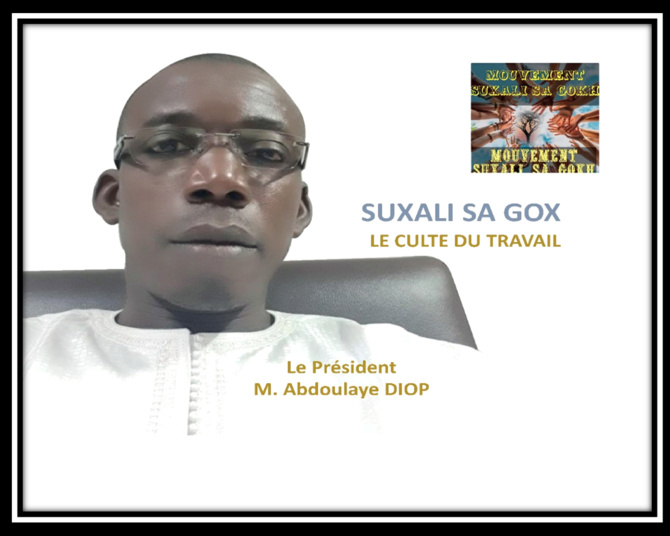 Louga: Création du mouvement And Suxali sa Gox