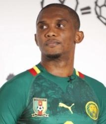 Samuel Eto'o fait presque pleurer ses coéquipiers. Voici ce qu'il leur a dit avant son départ !!