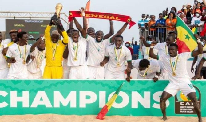 Coupe du Monde Beach Soccer: Le Sénégal démarre aujourd'hui contre l'Uruguay