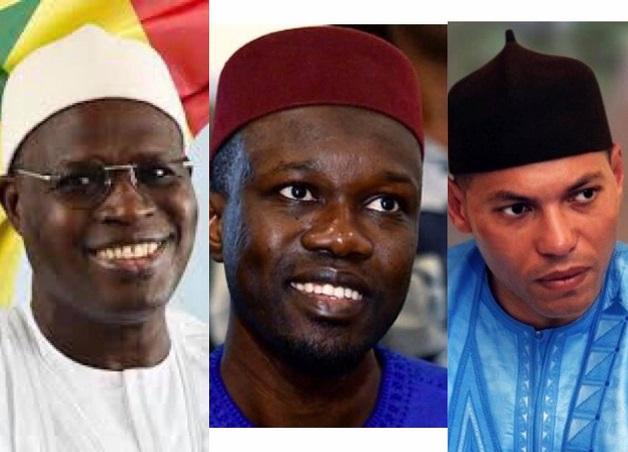 Sonko, Khalifa, Karim: Les alliances du diable (Par Mamadou Lamine Massaly)