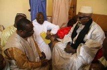 Touba et le Palais raffermissent leurs relations : Serigne Bass Abdou Khadre reçu en audience par Macky Sall