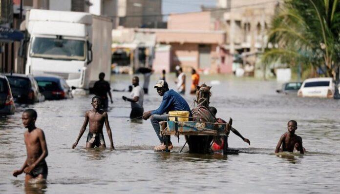 """Ousmane Ndiaye, météorologue: """"La capacité de stockage du sol est dépassée depuis..."""""""
