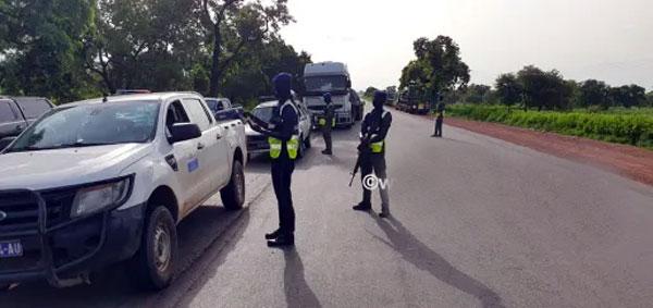 Lutte contre l'insécurité routière à Tambacounda: La Légion Est déroule son opération de contrôle