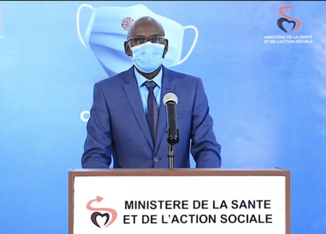 Covid-19: Le Sénégal enregistre 88 nouveaux cas