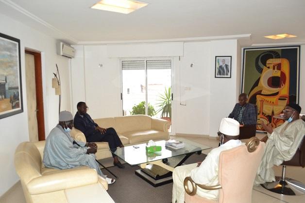 Travail remarquable du CNRA: Les félicitations de l'Association nationale des Imams et Oulémas du Sénégal