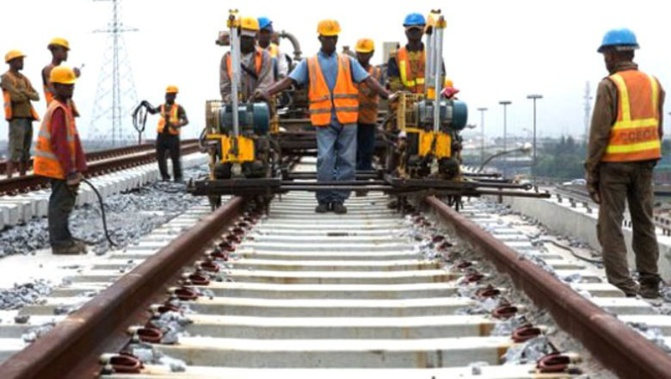 Mansour Faye à Kaolack: Le démarrage des travaux du chemin de fer Dakar-Bamako, imminent