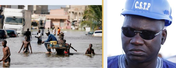 Inondations à Keur Massar: Que fait l'entrepreneur Mbaye Faye, DG de Cstp, pour l'évacuation des eaux ?