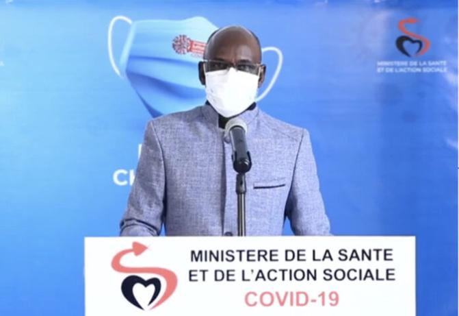 Covid-19: Le Sénégal enregistre 129 nouveaux cas positifs