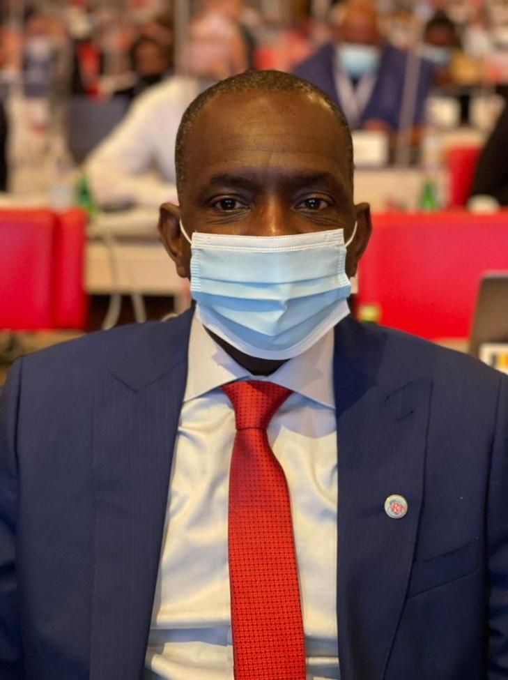 Conseil d'Exploitation Postale (CEP): Abdoul Ly en campagne à Abidjan pour la réélection du Sénégal