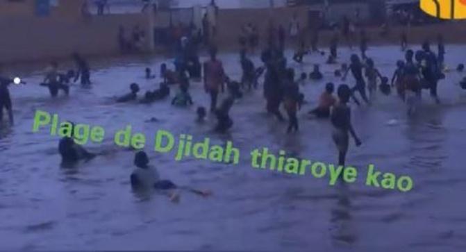 Inondations: Laissées en rade, les populations de Djiddah Thiaroye Kaw expriment leur colère