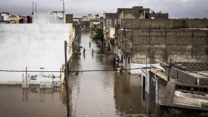 Stations de pompage des eaux à Keur Massar: 7,5 milliards FCfa déjà payés pour des travaux inachevés