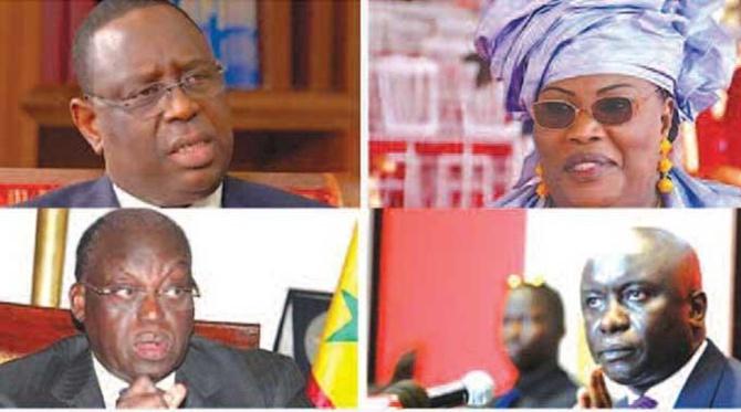 Locales 2022: Les leaders de Benno jouent à fond la carte Macky Sall