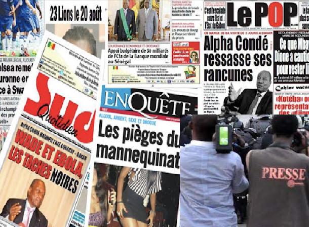 Aide à la Presse: Les critères corsés, le deadline aussi décalé de deux semaines