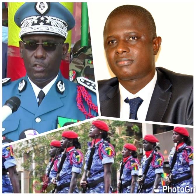 Police nationale: Concours professionnel aux grades de sous-officiers et officiers, le DGPN « donne un coup de pouce » à la gent féminine