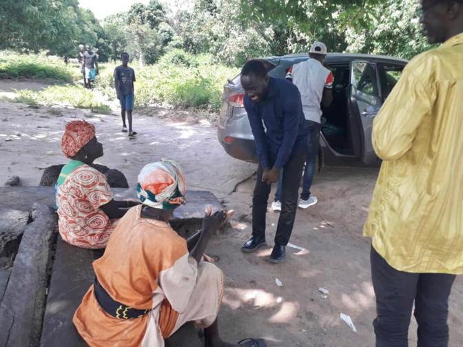 """Locales 2022: Thierno Bocoum titille Sonko à Ziguinchor et """"descend"""" Macky Sall sur..."""