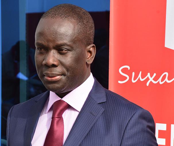 Lancement de la grande coalition de l'opposition: Malick Gackou partant