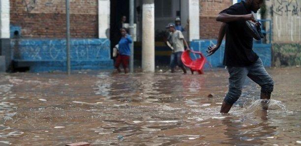 Conséquences des fortes pluies accompagnées de vent à Thiès: Le réseau Senelec endommagé, plusieurs quartiers sans eau potable...