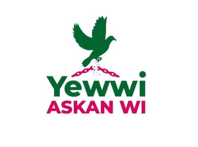 "Yewwi Askan Wi: Une ""grande coalition"", mais de gros soucis avec le logo. Bougane claque la porte avant de..."