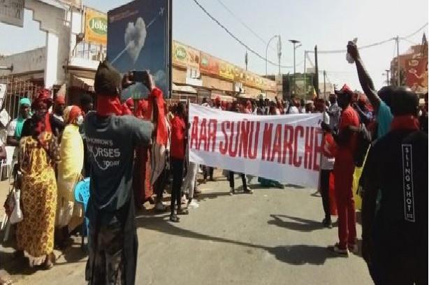 Contre le projet de démolition du marche de Liberté 6 Extension Baraque: Les commerçants prêts à donner de leur vie