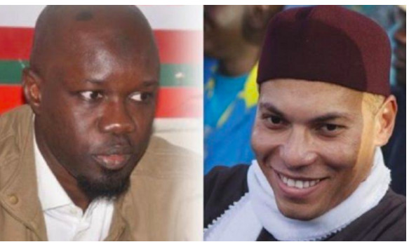 Ousmane Sonko-Karim Wade, l'impossible alliance