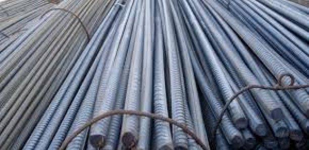 Vente de matériaux de construction: La cherté du fer inquiète les consommateurs et commerçants