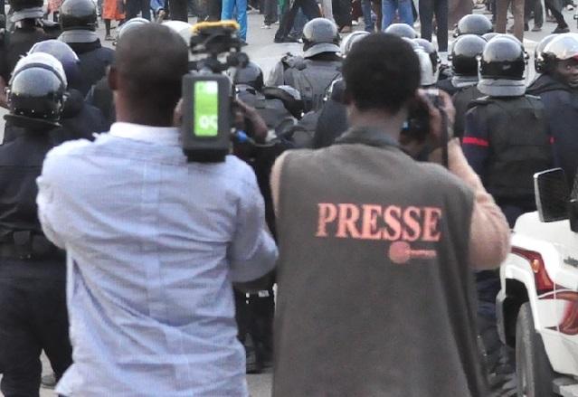 Ziguinchor : Menaces et agressions sur des journalistes, une plainte sera déposée