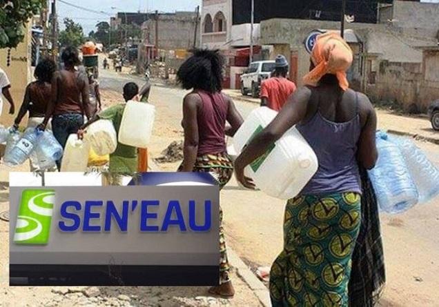Pénurie d'eau au Sénégal : Le mal de SenEau persiste toujours