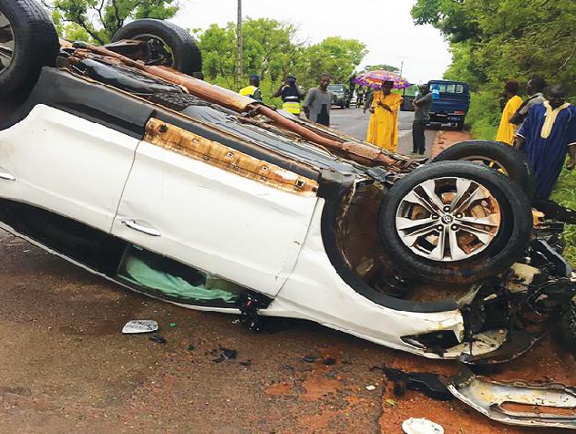 Accidents de la circulation : L'UE et le Sénégal s'unissent pour des comportements plus responsables