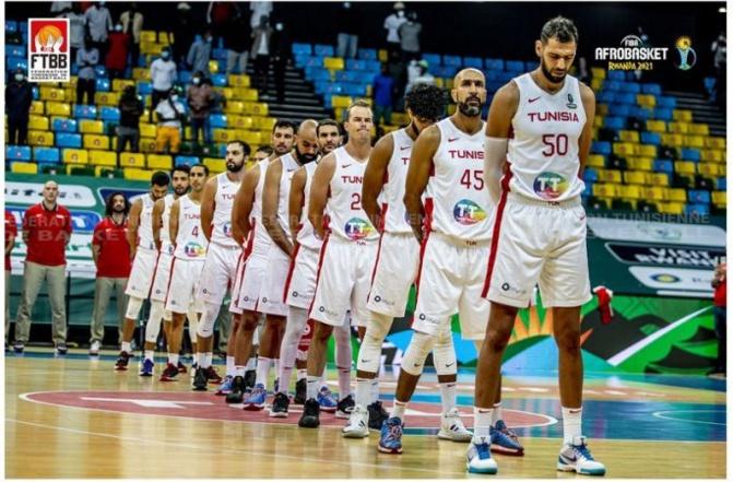 Afrobasket: La Tunisie confirme son sacre de 2017