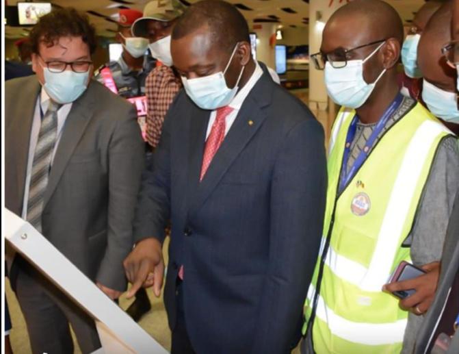 Retard du vol inaugural d'Air Sénégal sur Washington: Alioune Sarr avait oublié son passeport et son ordre de mission