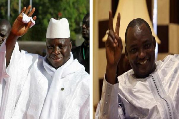 Présidentielle en Gambie: Incroyable alliance entre le parti de l'ex-dictateur Jammeh et celui d'Adama Barrow