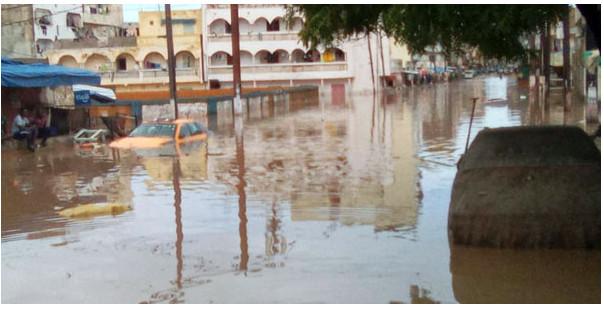 Touba: Des mesures urgentes prises pour l'évacuation des eaux
