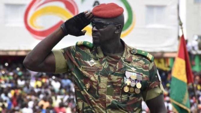 Guinée: Le colonel Doumbia libère les détenus politiques