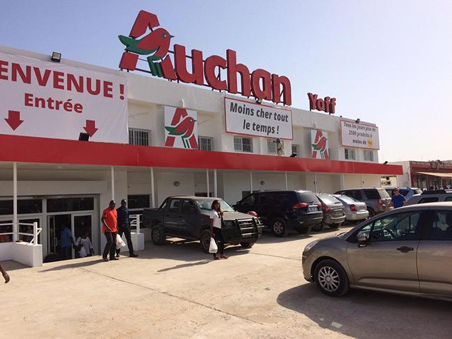 Indésirable à Touba: Auchan quitte la ville sainte