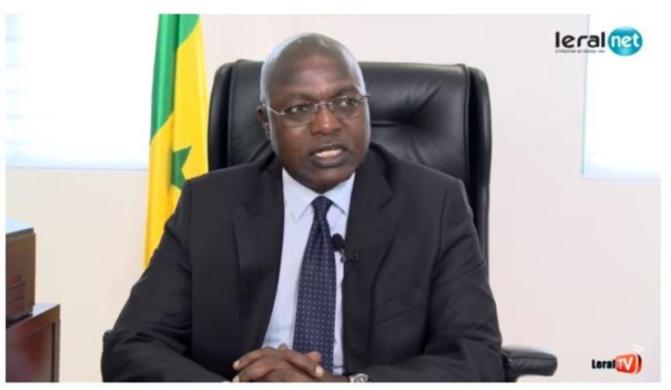 Fonction publique territoriale: Le ministre Oumar Gueye rassure