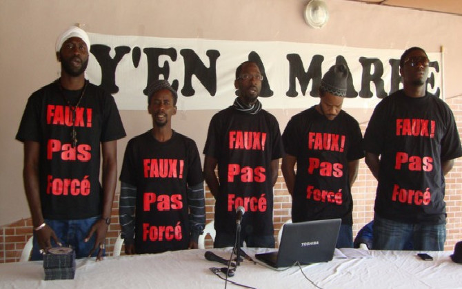 Prédation des ressources halieutiques du Sénégal: Y en a marre a reçu des eurodéputés…