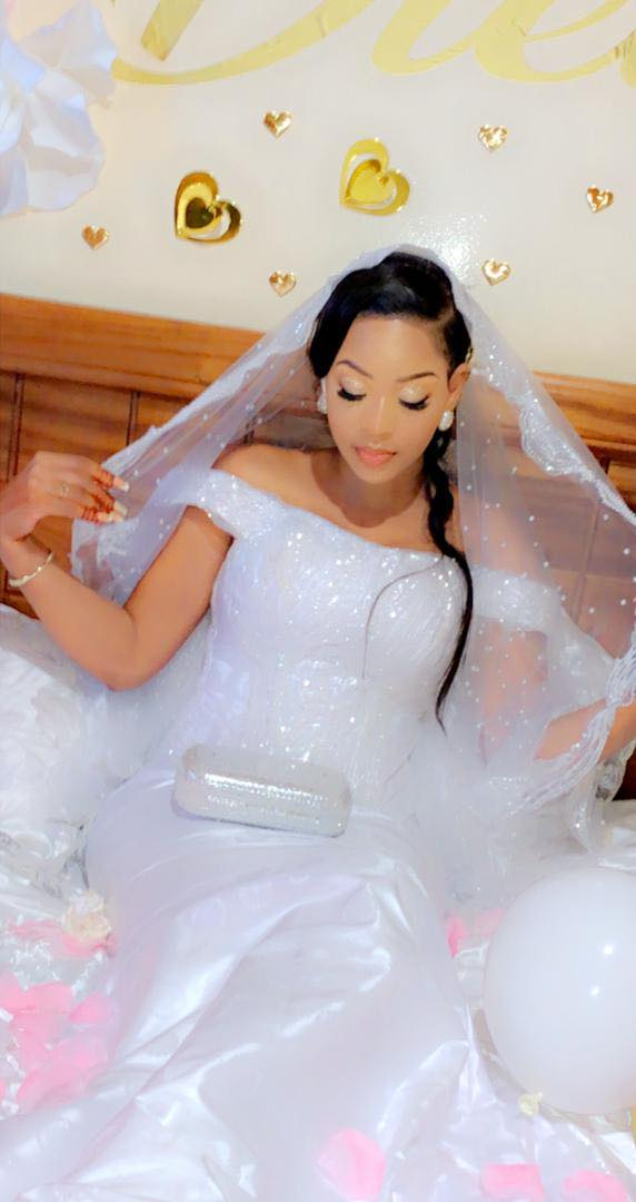 Revivez les moments forts du mariage royal de la petite soeur de l'actrice Ciara (Photos)