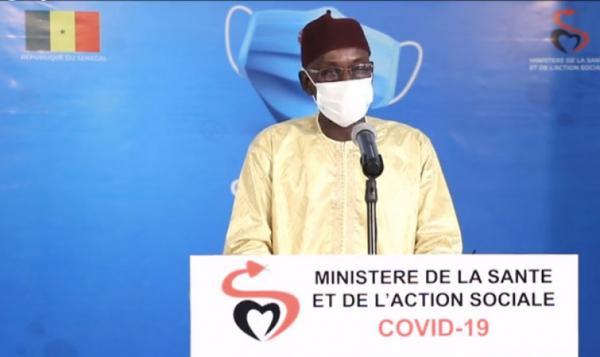Covid-19: Le Sénégal enregistre 53 nouveaux cas positifs, 4 décès et 22 cas graves