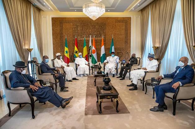 Préparation du processus électoral au Mali: La CEDEAO préoccupée par l'insuffisance d'actions concrètes