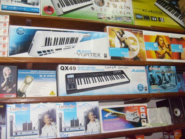 SONOVISION: « Le Paradis de la Musique »