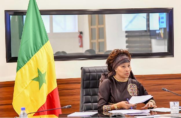 Visite de travail, problèmes consulaires de nos compatriotes: Le ministre Aïssata Tall Sall à Paris