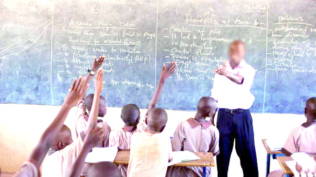 Recrutement des 5000 enseignants: Un partage de quota entre apéristes, décrié