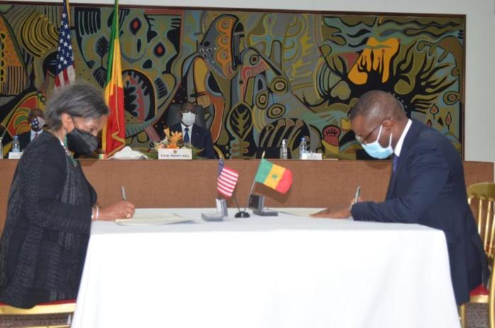 (Photos)/ Programme d'électricité de 550 millions de dollars: La MCC et le Gouvernement du Sénégal démarrent le chronomètre de cinq ans