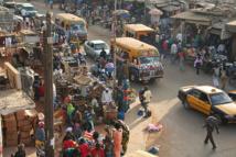 L'Anama offre un service sanitaire aux marchands ambulants.